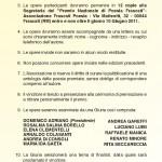 51° BANDO PREMIO NAZIONALE DI POESIA FRASCATI